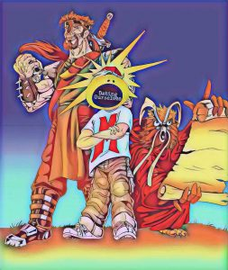 Episode 38 – Our Capstone on Mighty Max (Get It?!) |